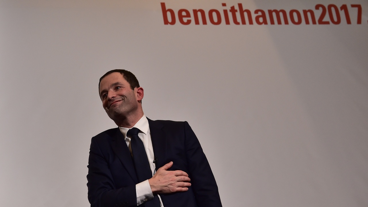 Социалисты Франции выбрали своего кандидата на пост президента