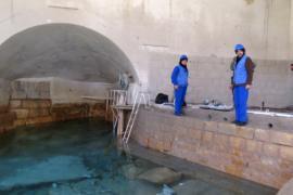 В сирийский Дамаск снова начала поступать вода