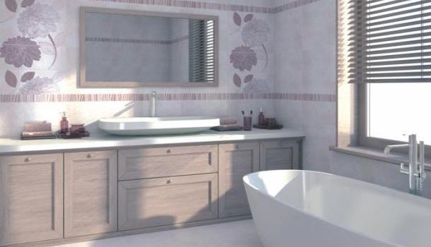 Керамическая плитка как один из самых популярных материалов для отделки