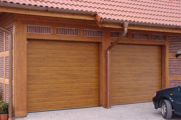 Ворота для гаража: есть из чего выбрать!