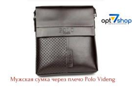 Polo Videng – сумка через плечо для мужчины