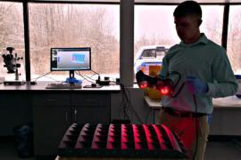 Boeing печатает детали для своих космических такси на 3D-принтере
