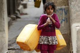 ЮНИСЕФ: 2,2 млн детей в Йемене голодают из-за войны