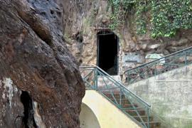 Пещеру Сервантеса в Алжире реставрируют