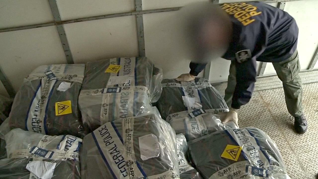 Рекордные 1,4 тонны кокаина изъяли с яхты в Австралии