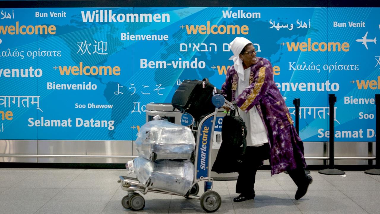Мигранты торопятся въехать в США, пока указ Трампа не действует