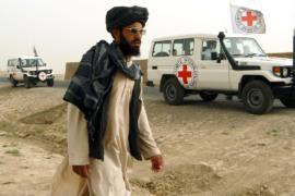 Красный Крест приостанавливает работу в Афганистане
