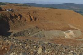 Город может исчезнуть из-за закрытия горной шахты