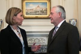 Могерини: США обещают полностью выполнить ядерное соглашение с Ираном