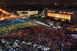 Парламент Румынии одобрил антикоррупционный референдум