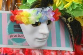 Жители Рио покупают маски и карнавальные костюмы несмотря на кризис