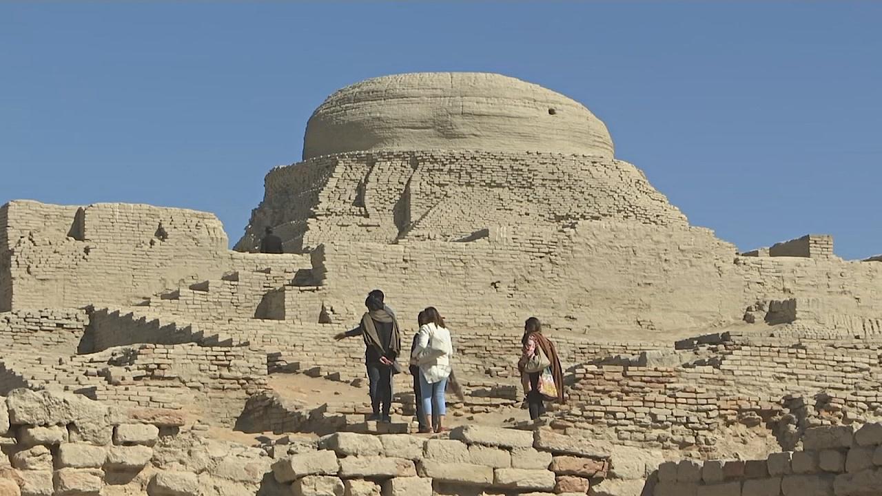 Пакистан: загадочный древний город Мохенджо-Даро
