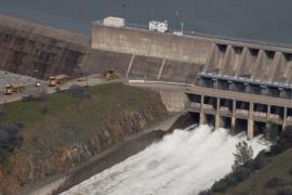ЧП с плотиной в США: приказ об эвакуации отозван