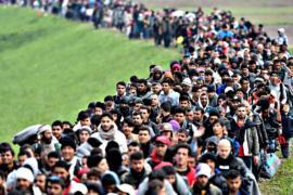 Поток мигрантов в Евросоюз через Ливию не уменьшится
