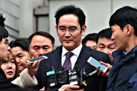 Главу Samsung арестовали по подозрению во взяточничестве