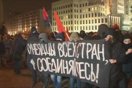 В Беларуси продолжаются протесты против «налога на тунеядство»