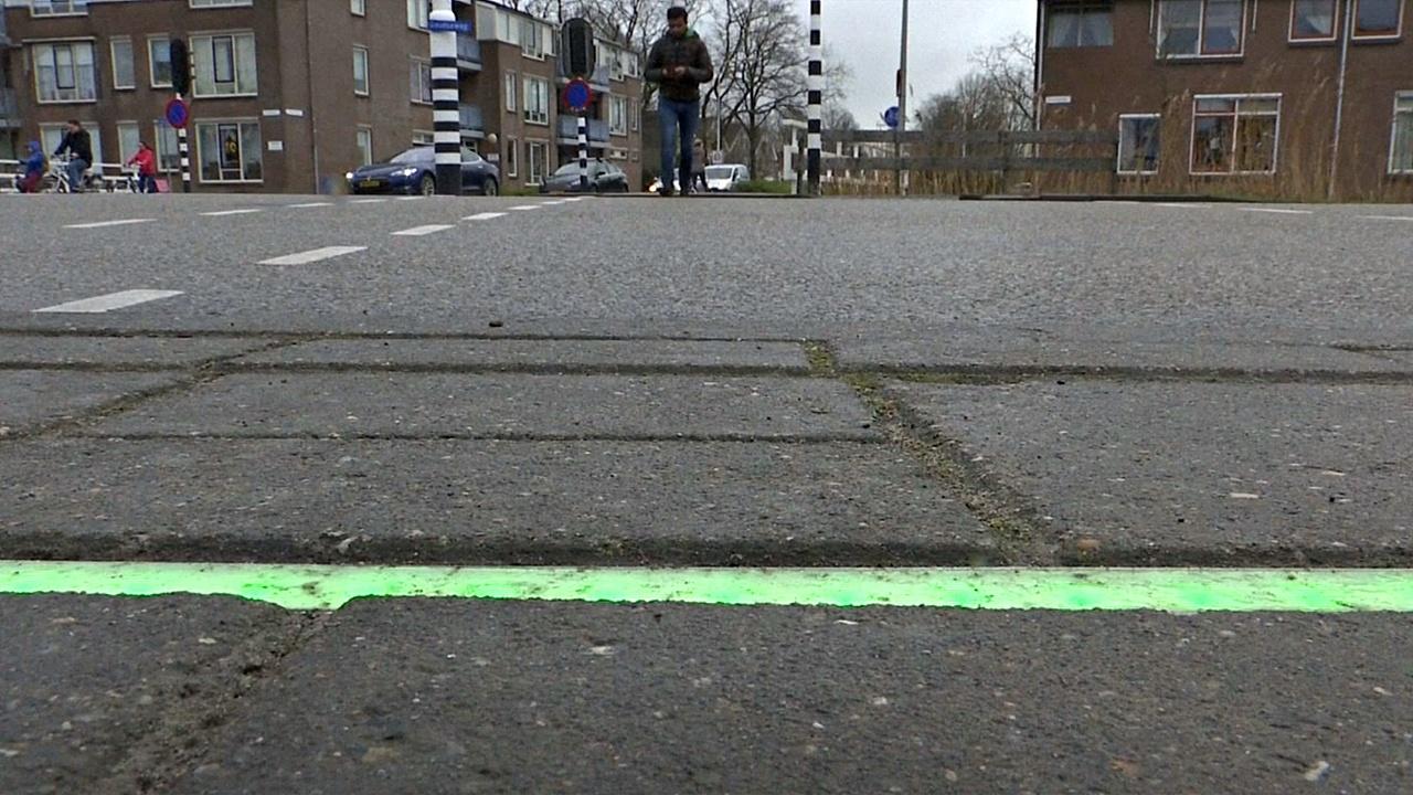 Светофоры для смартфонозависимых появились в Нидерландах