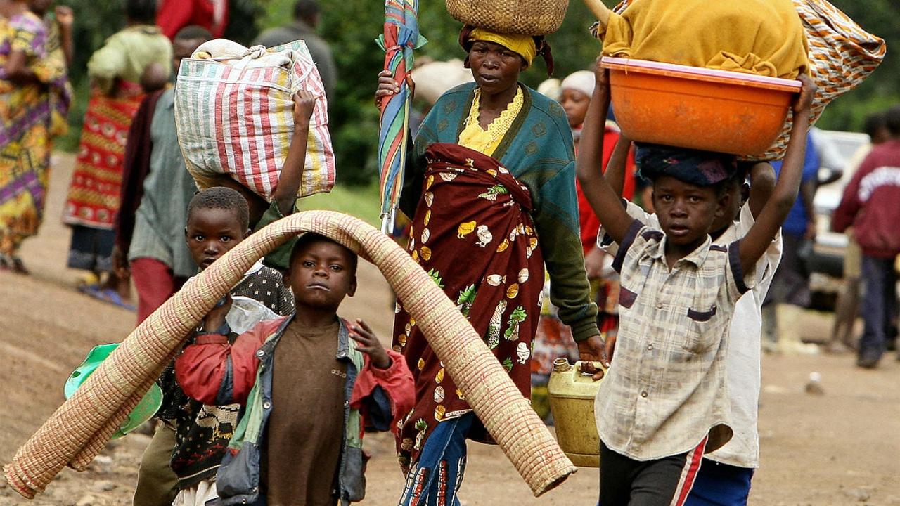 В Уганде — масштабный миграционный кризис