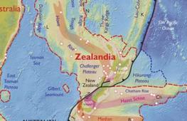 Учёные говорят, что нашли новый континент