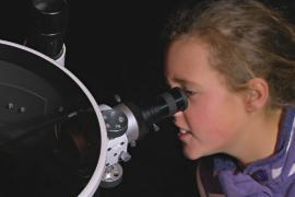 Школьников в Кении хотят увлечь астрономией