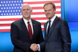 Вице-президент США передал послание о сотрудничестве с ЕС