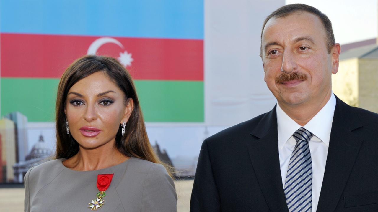 Вице-президентом Азербайджана стала жена президента