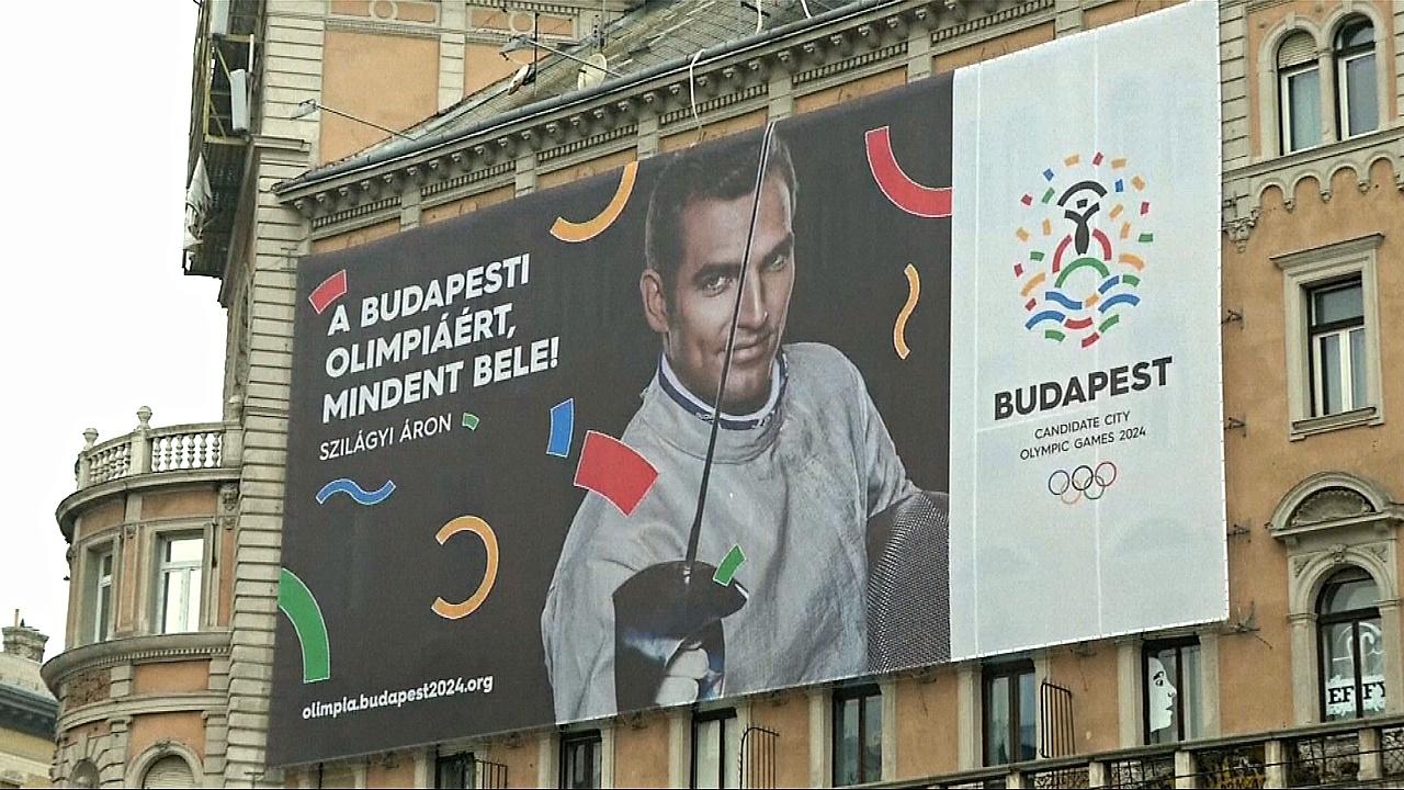 Будапешт отказался от Олимпиады 2024 года