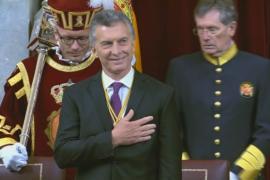 Президент Макри призвал испанские компании инвестировать в Аргентину