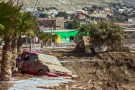 Наводнение в Чили: трое погибших, миллионы остались без воды