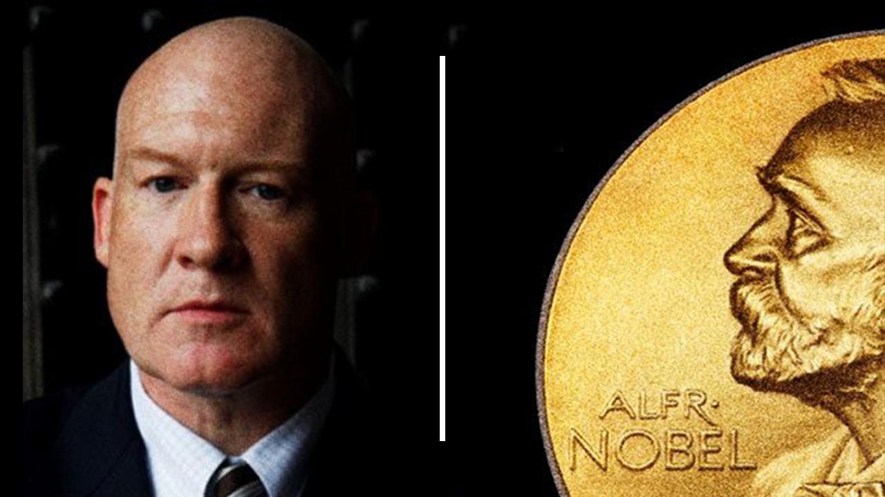 Журналист номинирован на Нобелевскую премию мира