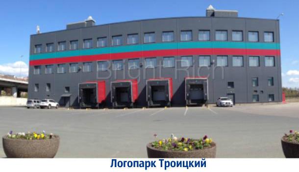 Арендовать склад в Санкт-Петербурге