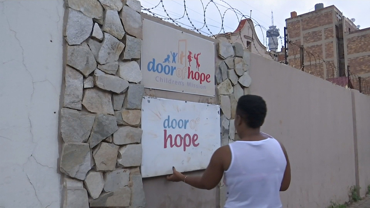 В ЮАР детей можно оставить в «окне жизни»
