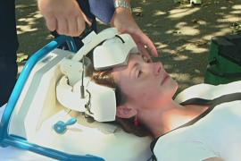 Шлем помогает определить тип инсульта