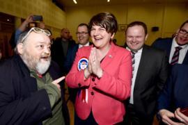 Юнионисты Северной Ирландии победили, но с небольшим перевесом