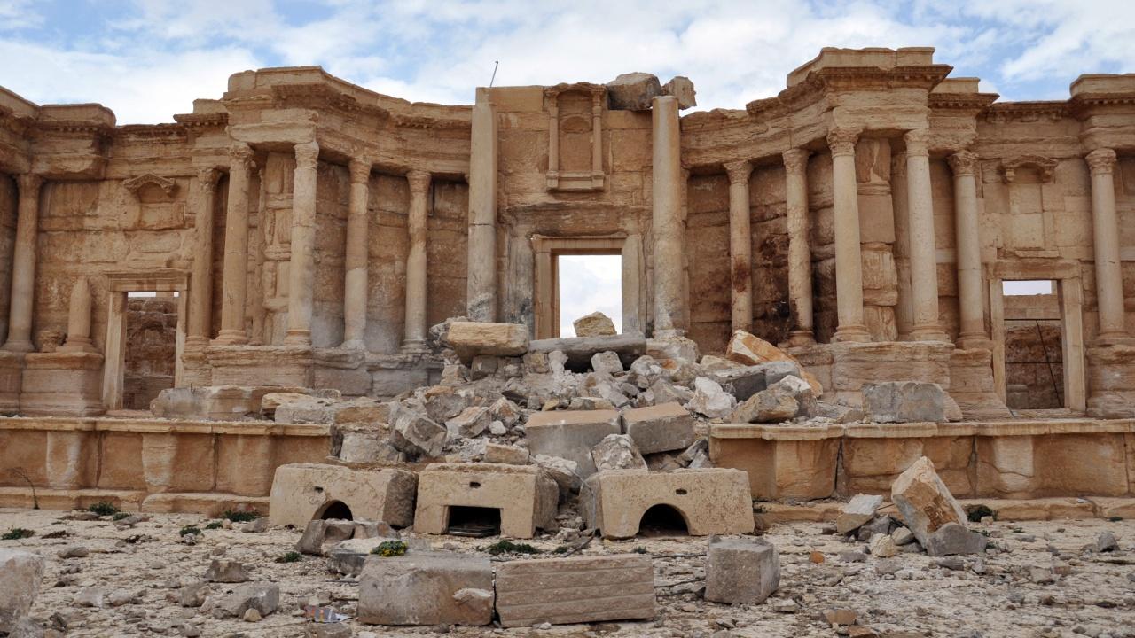 Эксперты: Пальмира разрушена не так сильно, как ожидалось