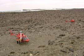 Учёные хотят построить в Антарктиде взлётно-посадочную полосу