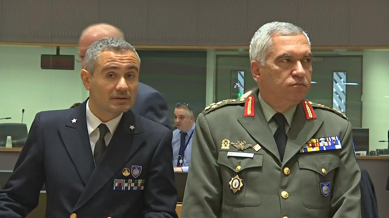 ЕС одобрил создание командного центра небоевыми миссиями