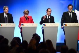 Лидеры четырёх стран ЕС выбрали курс развития Евросоюза