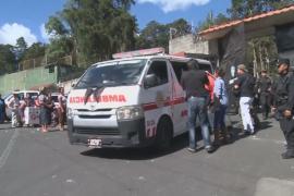 Более 20 девочек погибли в пожаре в детском центре в Гватемале