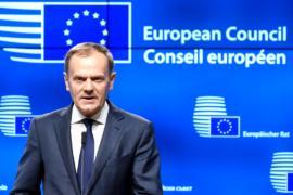 Дональда Туска переизбрали в качестве председателя Евросовета