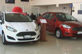 Мексика пытается восполнить потери после ухода Ford Motor
