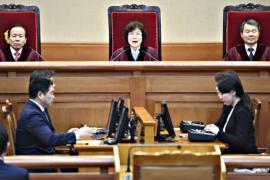 Суд утвердил импичмент президента Южной Кореи