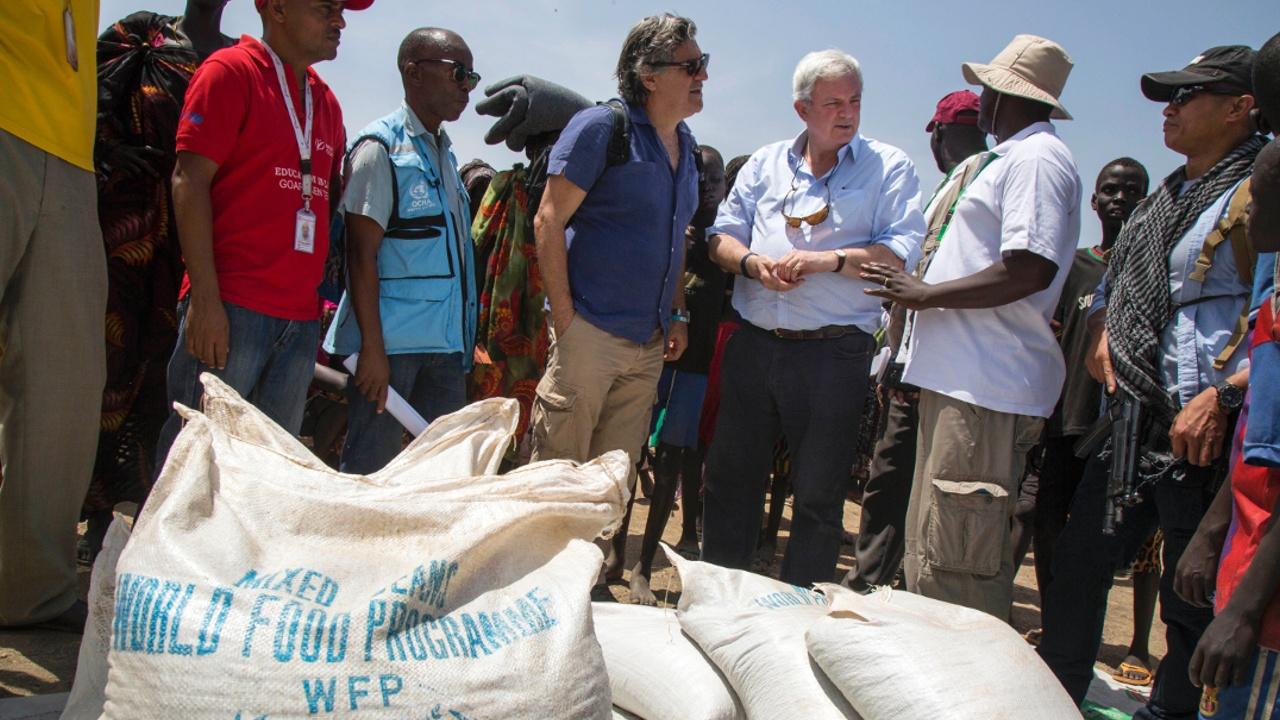 ООН: мир столкнулся с крупнейшим гуманитарным кризисом