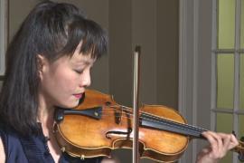 Похищенная скрипка Страдивари возвращается на сцену