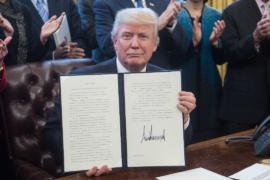 Трамп подписал указ о реорганизации работы правительства