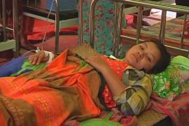 Жертвами землетрясения в Мьянме стали два человека