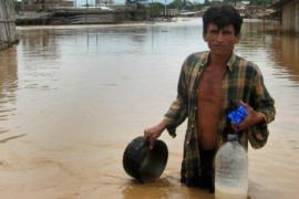 550 тысяч перуанцев эвакуировались из-за непрекращающихся наводнений