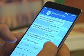 Теперь бытовым приборам можно будет отправить СМС