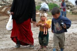 Жителям востока Мосула не хватает воды и электричества