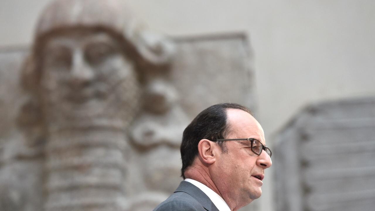 В Лувре собирали средства на защиту культурного наследия